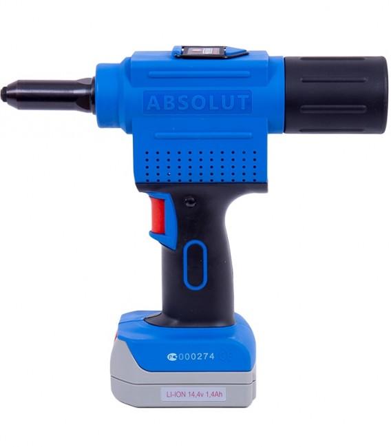 Аккумуляторный заклепочник Absolut SK 50