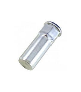 Заклепка резьбовая из нерж. cтали закрытая полушестигранная M5*19 мм