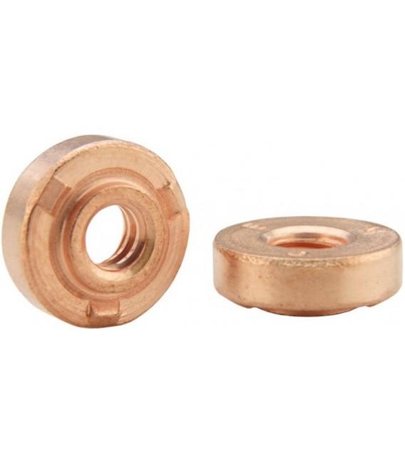 Гайка запрессовочная для точечной (контактной) сварки М3-М10
