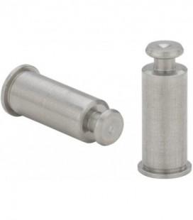 Защелка (штифт) запрессовочная дистанционная KEYHOLE 4,5 мм